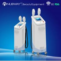 China With medical CE ISO SHR + E -light + IPL + RF hair removal Machine on sale