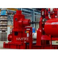 Buy cheap UL Listed Vertical Turbine Fire Pump 2000 gpm @ 175 psi PSI Fire Fighting Pump from wholesalers