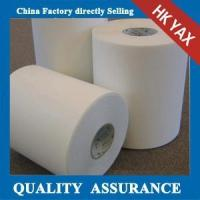 Buy cheap High quality acrylic hot fix tape, heat transfer tape paper roll, factory hot fix tape product