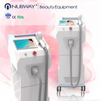 China promotion! Updated808nm diode laser hair removal machine permanent, fast ,no pain on sale