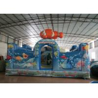 Buy cheap New Design Inflatable Undersea World Fun City Amusement Park On sale product