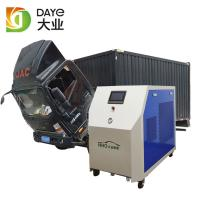 Buy cheap Weight 350Kg Oxyhydrogen Gas Generator , Engine Decarbonizer Machine Cleaning from wholesalers