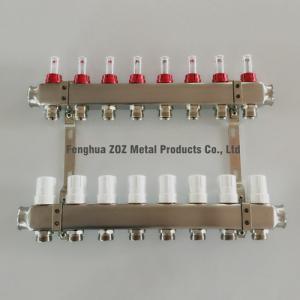 Buy cheap Коллектор излучающего отопления под полом ЗЗ18053, коллекторы для топления Хйдроник product