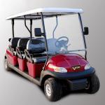 Buy cheap Coche de visita turístico de excursión eléctrico del carro de golf de Seater del parque 6 con el motor de 3.7kw KDS product