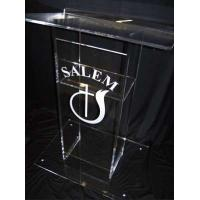Buy cheap Acrylic school lectern podium,Perspex Stand,Acrylic Lectern product