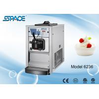 High Output Table Top Frozen Yogurt Making Machine Single Flavor With Pre - Cooling
