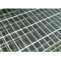 Buy cheap Carbon Steel Bar Grating Heavy Duty Floor Grates AISI,ASTM,GS,GB,JIS Customized from wholesalers