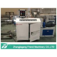 Buy cheap SJ45/30 Series Single Screw Extrusion Machine Lower Consumption 25-40kg/H Output product