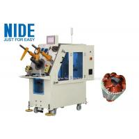 Buy cheap Simultaneously Wedge and Coil Inserting Machine for Induction Motor Stator product