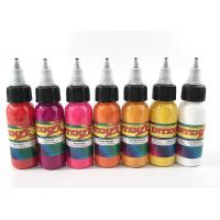 Buy cheap Different Colors Permanent Tattoo Ink 60ml / Bottle Organic Material product