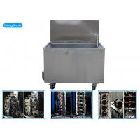 Buy cheap High Effiency Ultrasonic Cleaning Machine 20 - 95C Heater Available 88L 1200W from wholesalers