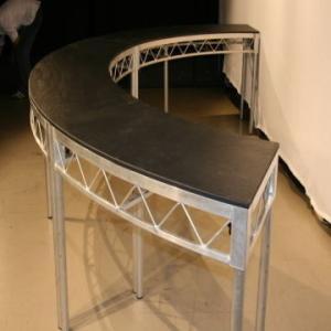 China Plate-forme portative intelligente en aluminium d'étape, plate-forme en aluminium d'étape de plate-forme de contreplaqué wholesale