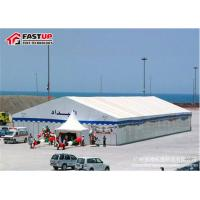 Buy cheap Flame Retardant Unique Wedding Marquee Tent A Frame Anti Rust Surface product