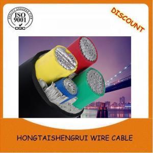0.6/1 de YJV 4C X 6mm /4C X95mm do cobre XLPE quilovolts de cabo distribuidor de corrente