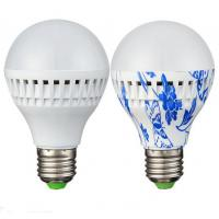 Buy cheap Ado 4W Microwave led bulb for underground parking  automatia lux indoor lighting sensor product