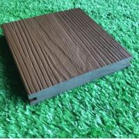 Buy cheap Co Extrusion Hollow WPC Deck Flooring Anti Scratch For Outdoor product