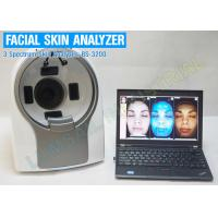China Three Spectrum Facial Skin Analyzer Machine With Canon Camera Magic Mirror For Beauty Salon wholesale