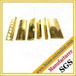 Buy cheap C38500 CuZn39Pb3  CuZn39Pb2 CW612N C37700 polishing surface brass extrusion profile brass floor tee product