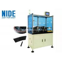 Buy cheap Double Station Wheel Motor Wedge Inserting Machine for Electrical bike product