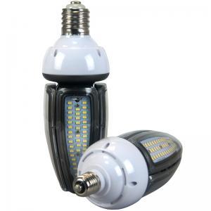 China 140Lm / Watt  IP65 30w Led Corn Light Bulb For Garden Lighting , 100-277 Vac on sale