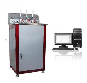 Buy cheap Scientific HDT VICAT Tester, Heat Deformation VICAT Softening Point Apparatus product