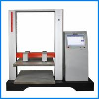 China PC Mode Paper Testing Equipments , Paper Carton Compression Tester wholesale