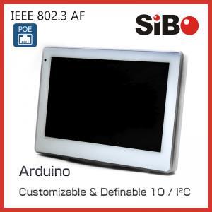 Buy cheap ホーム・オートメーションのための白い壁に取り付けられたタブレットのPC product