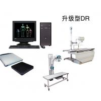 China CCD Based Hospital Digital X - Ray Unit 25kW 30 ~ 130kV with Vertical Motion Detectors on sale