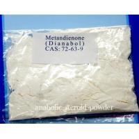 China White Muscle Bodybuilding Supplements Steroids Methandrostenolone For Man on sale