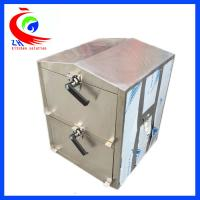 Door steaming cabinet quality three door steaming cabinet for sale
