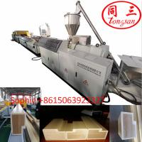 Buy cheap Hegu wpc profile extrusion line concrete door frame making machine for wpc door frame product