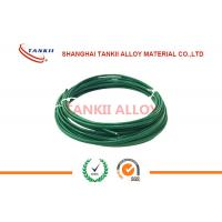 Buy cheap 1.0mm2 Thermocouple Extension Wire in Pfa /  Fb / Pvc /  Rubber / Ptfe Insulation braid copper wire shield product