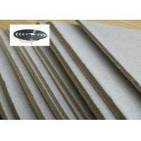 Mixed Pulp Unbleached Laminated Grey Board for Stationery / Mosquito Coil