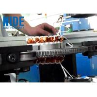 Buy cheap Double End Stator Lacing Machine / Coil Lacing Machine AC Electric Motor product