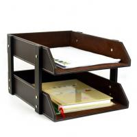 Buy cheap Popular Office File Holder Leather Or PU Materials Document Holder product