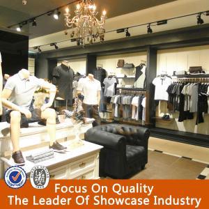 Buy cheap exhibición comercial de la ropa de los muebles de la tienda al por menor/diseño interior de la tienda de la ropa product