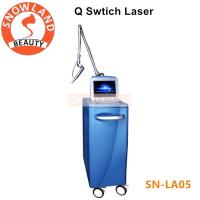 Buy cheap 1064 nm 532 nm ND YAG Laser C8 Q switch Tattoo Birthmark Removal Machine from wholesalers