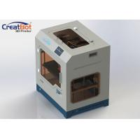 Buy cheap High Precision Metal Frame 3d Printer CreatBot F430 With Big Build Volume product
