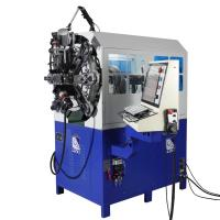 Buy cheap Twelve Axes CNC Spring Machine Spring Rotating Machine Wire Diameter 2.5mm from wholesalers