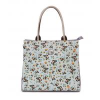 Buy cheap factory direct 2014 fashion style canvas women bags casual handbag for lady wholesale product