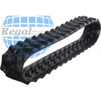 Buy cheap snowmobile rubber track 15x168 with a 2 inch made from natural rubber for sale for Excavator/Harvester product