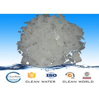 Buy cheap Chemical Aluminium Sulphate powder / granular for industry Water treatment product
