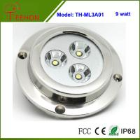 China 3X3W surface mount marine light for boat, marine ships,yacht,pulley, cruise and airship wholesale