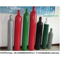Buy cheap 40L Steel Oxygen Cylinders for O2 Gas Plants product