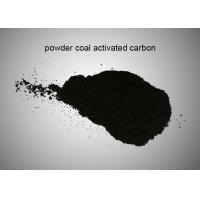 Buy cheap Wastewater Decolorization Activated Charcoal Powder / Coal Based Activated from wholesalers