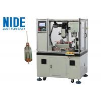 Buy cheap Electirc motor rotor commutator turning machines for armature product