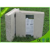 50mm Thick EPS Cement Sandwich Wall Panel Fireproof And Soundproof