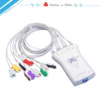 Buy cheap Medical Standard 12 Lead Stress Test ECG Electrocardiograph Machine With CE product