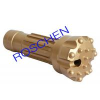 Buy cheap Down The Hole Drilling 4 inch DTH Drill Bits , DTH Button Bits product