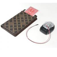 Buy cheap Gambling Cheating Devices / Electronic Wallet Card Exchanger For Magic Trick Accessories product